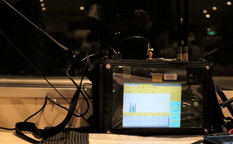 電界強度測定器