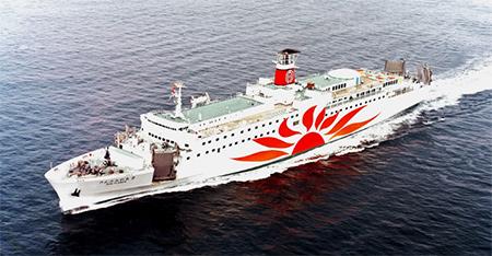 第4回ふね遺産に「畿内丸」「さんふらわあ(初代)」が認定 ~「物流イノベーションを起こし、高速ディーゼル貨物船時代をもたらしたパイオニア」「日本のクルージング・レジャー 大型豪華高速カーフェリーの先駆け」として評価される~